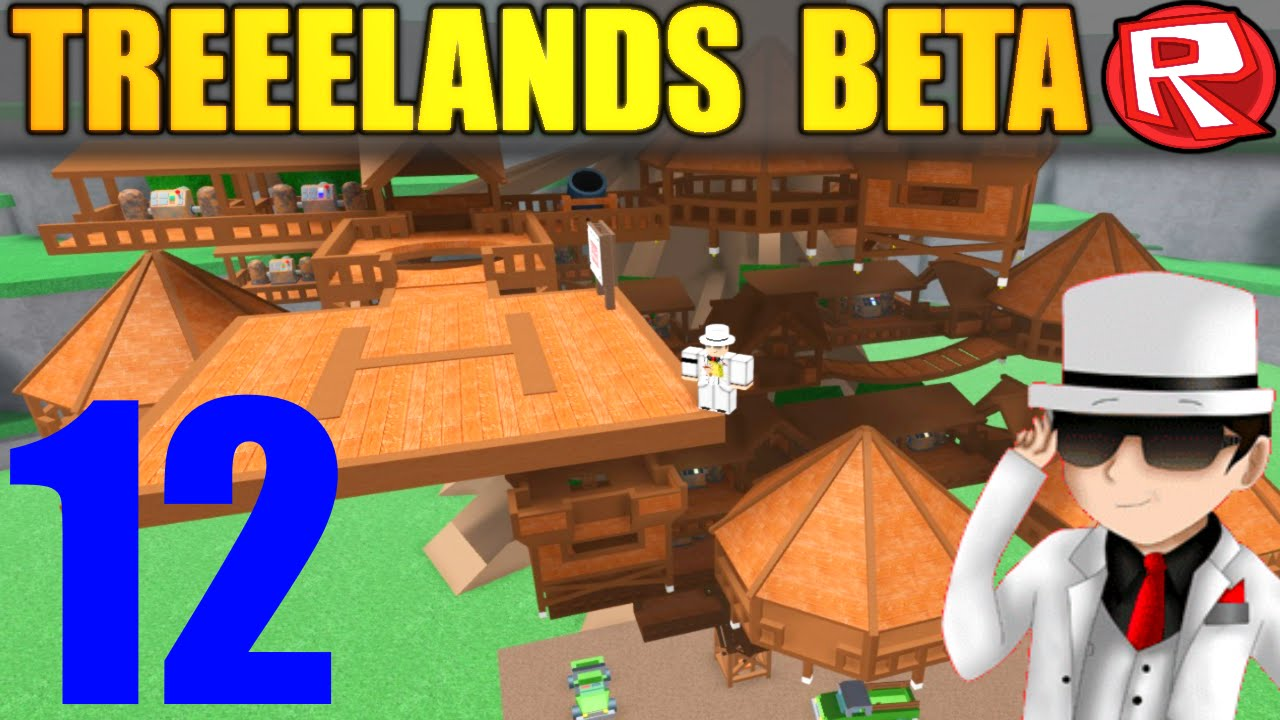 Roblox Treelands Beta Lets Play Ep 12 W Friends New Alpha