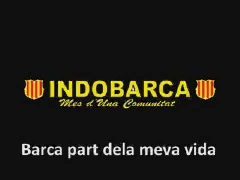 tutorial chants BARCA and INDOBARCA Mp3