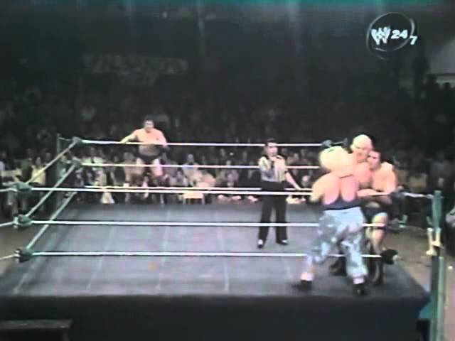 The MoonDogs vs Rick McGraw & Dominic DeNucci