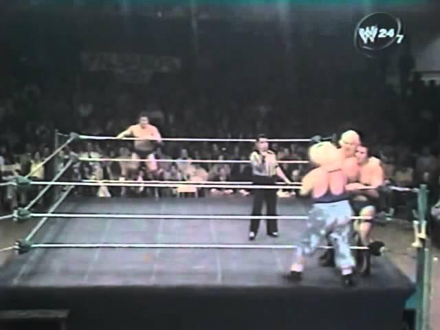 The MoonDogs vs Rick McGraw & Dominic DeNucci