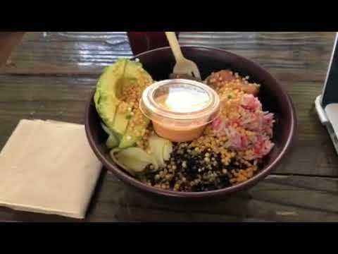 "Torpedo Sushi Oakland At 25 Grand Avenue Has ""The Classic"" Poke Bowl"