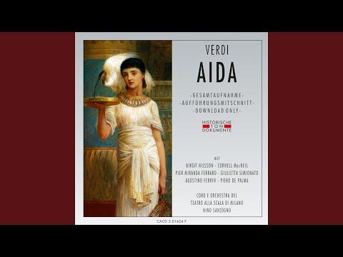 Aida: Erster Akt - Immenso Ftha