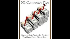 Should I Use Hourly Wages - Contractor Business  Tip #106