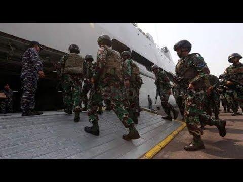 TERBARU HARI INI!!Doakan TNI, Untuk Apa TNI Ikut Kirim Kapal P3RANG Beserta Personil Lengkap Ke AS