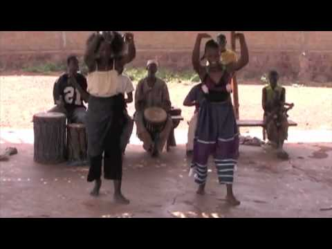 'N'gris' Mali Djembe Drums, Dance and Chants #7