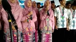 JUNIOR HIGH SCHOOL GRADUATION 2016 HENING Video by Nurul Hidayat