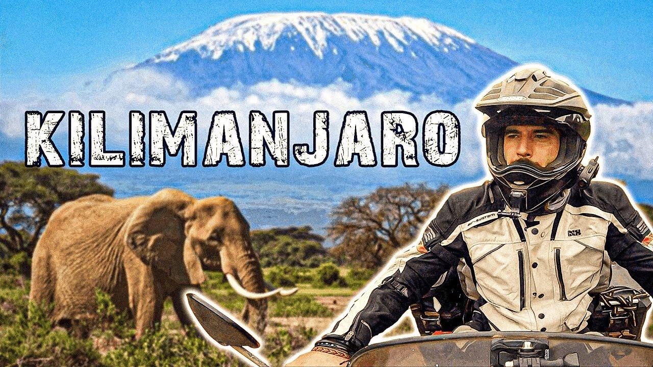 EN BUSCA DEL KILIMANJARO PERDIDO | Vuelta al Mundo en Moto | África #136
