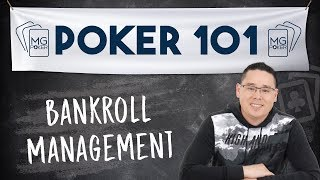 Managing Your Money in Poker Strategy – Poker Bankroll Management Fundamentals   Poker 101 Course