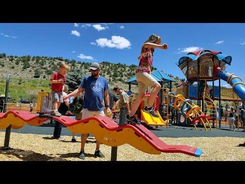 Santa Rita Park Opening