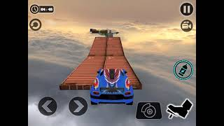 IMPOSSIBLE CAR 3D STUNT TRACKS 2017 - Android / iOS Gameplay - Level 12, 13, 14, 15 Car Racing Games
