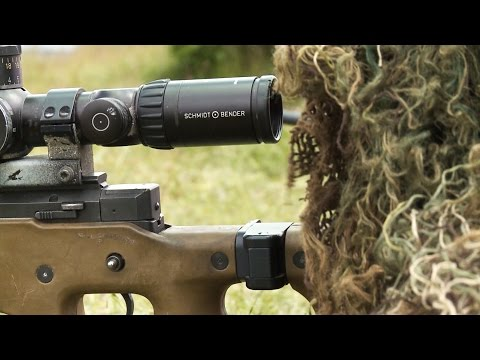 Undercover With British Snipers | Forces TV