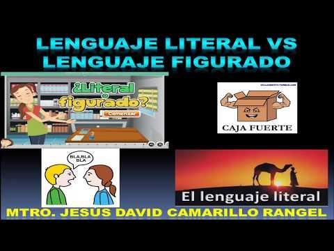 Que es el lenguaje en sentido figurado