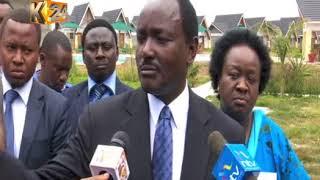 Musyoka sasa asema kiapo cha Raila ni kinyume cha sheria