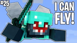 THE FLYING SQUID!! - FRIEND OR FOE! #25 | MINECRAFT thumbnail