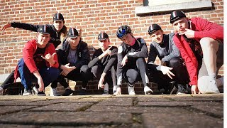 MEET MY NEW CYCLING FAMILY IN BELGIUM! MY BEST VIDEO YET?