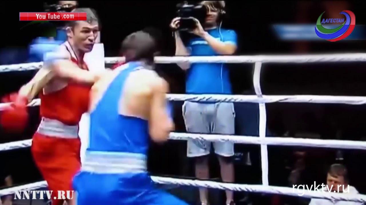 Раджаб Бутаев одержал восьмую победу на профессиональном ...