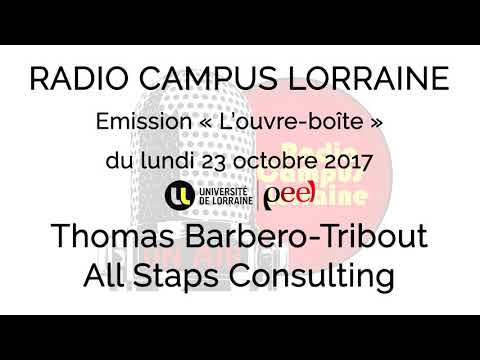 L'ouvre-boîte du PeeL - Thomas & Guillaume, All Staps Consulting