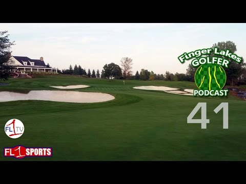 Turning Stone Golf Review & Conceded Putts .::. Finger Lakes Golfer #41