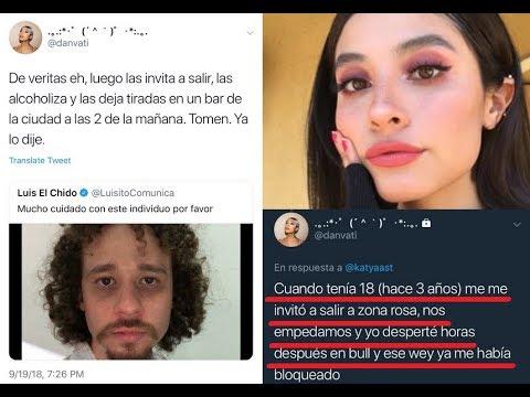 LUISITO COMUNICA SEÑALADO POR UNA CHICA DE INVITARLA A SALIR Y DEJARLA EN UN BAR.