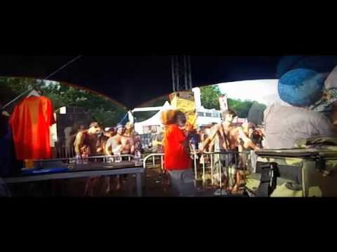 KING SHILOH MEETS AFRICAN SIMBA - DOUR FESTIVAL 2014