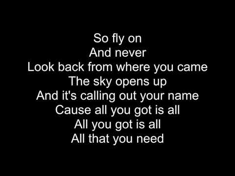 Shawn James - Midnight Dove - Lyrics