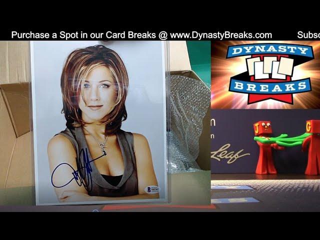 2020 Leaf Memorabilia Vault  1 Box Case Break #5   Sports Cards