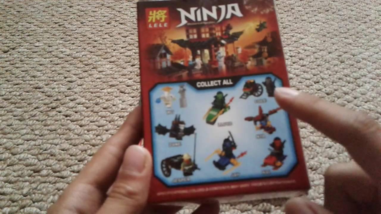 скачати ігру лего ніндзяго тінь роніна изделия