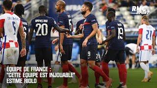 Équipe de France :