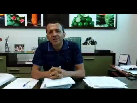 Prefeito de São Desidério, Zé Carlos anuncia 3 grandes obras