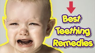 Baby Teething Signs And Symptoms | How To Soothe Baby Teething Pain #NaturalRemedies