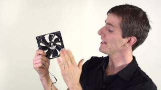 Choosing & Installing PC Cooling Fans As Fast As Possible(It can be tricky to find and install the correct computer fans. This episode shows you how pick out and install fans in only a few minutes. FORUM LINK: ..., 2013-01-24T04:23:27.000Z)