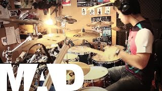 [MadpuppetStudio] Boom (Drum Cover) | Note Weerachat thumbnail