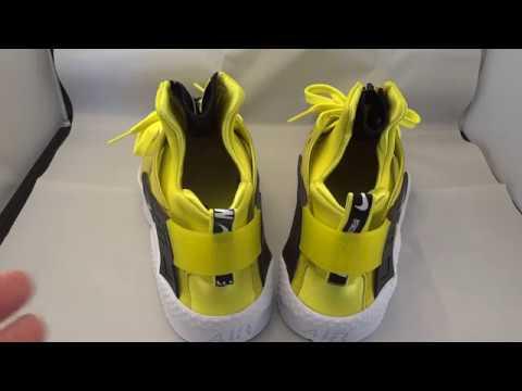 Nike Air Huarache Run PRM Zip Bright