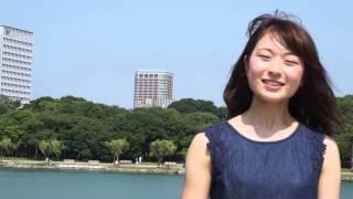 第60回七隈祭ミスコン女性候補者 朱雀愛海.