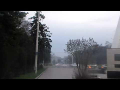 Камеры видеонаблюдения с места убийства в Невинномысске