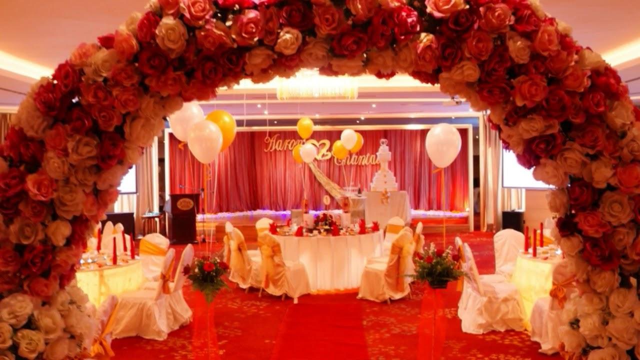 Wedding At Sabah Oriental Hotel Youtube