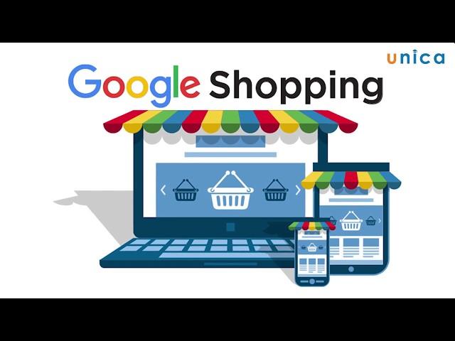 [Unica] Kiếm tiền bằng bán áo thun với Shopify – CustomCat – Quảng cáo Google shopping – Nguyễn Thành Nhân