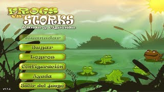 Frogs vs Storks  (PC GAME)