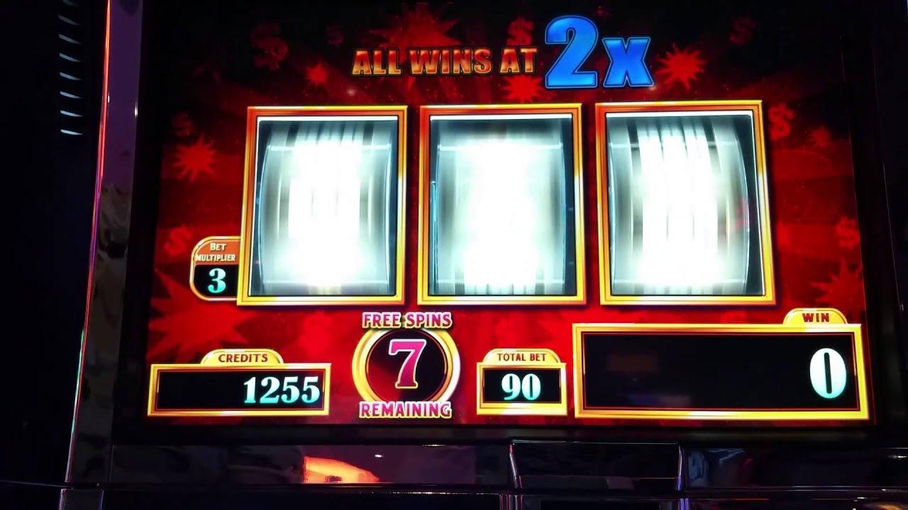 Slot machines at maryland live