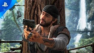 DAYS GONE - Official NEW Gameplay Trailer TGS (PS4 2018)
