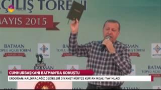 Erdoğan: Kaldıracağız Dedikleri Diyanet Kürtçe Kur'an Meali Yayınladı - TRT DİYANET 2017 Video