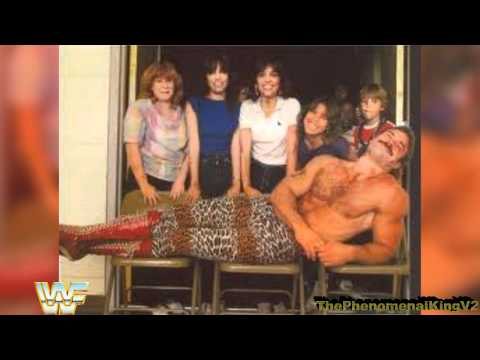 1987/1990:Ravishing Rick Rude 1st WWF Theme-Striptease (V1) + Download Link