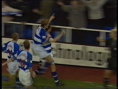 Reading FC Season Review 2000/2001