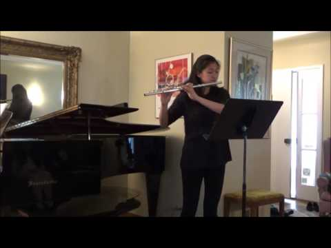Sicilienne by G. Faure - Flute Solo