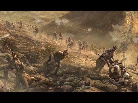 1. világháborús filmsorozat Gallipoli 1 rész(14 +)