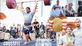 CROSSFIT meets OLYMPIC ROWING