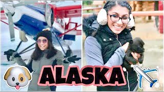 LANDING ON GLACIERS, HOLDING PUPPIES, AND MORE! (Vlog!)