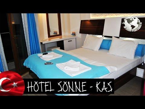 Sonne Hotel, Kas, Turkey. Turquía 2014