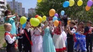 видео Организация выпускного в саду.