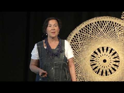 Slow clothing in a material world | Jane Milburn | TEDxQUT